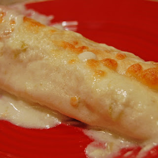 White Enchiladas