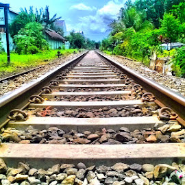 rail way by Dwi Fitriansyah - Instagram & Mobile Other