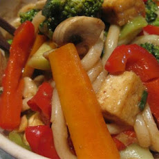 Best Tofu Stir Fry