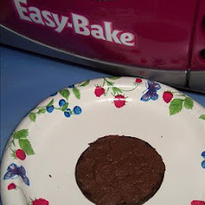 Easy-Bake Oven Chocolate Birthday Cake