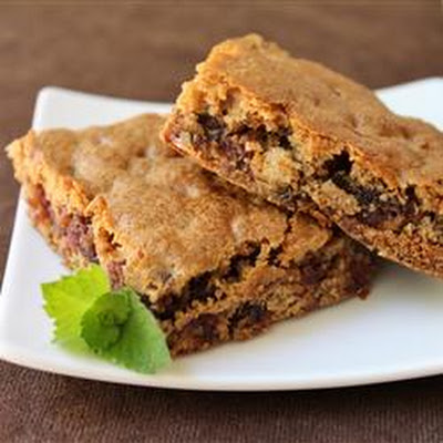 Date-Nut and Brown Sugar Bars