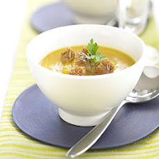 Sherried Squash Soup