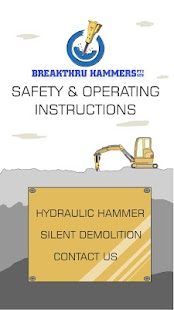 Breakthru Hammers - screenshot