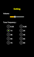 Screenshot of Morse Audio - Morse Code Learn
