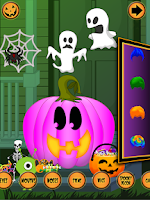 Screenshot of Halloween Pumpkin Maker Deluxe