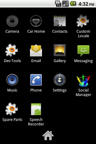 social-manager for android screenshot