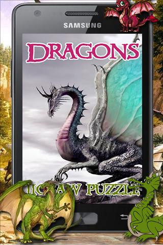 Dragons Jigsaw Puzzle