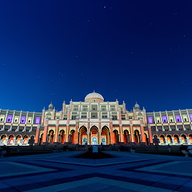 Sharjah Light Festival by Wissam Chehade - News & Events Entertainment ( sky, night, festival, light, sharjah, slf )