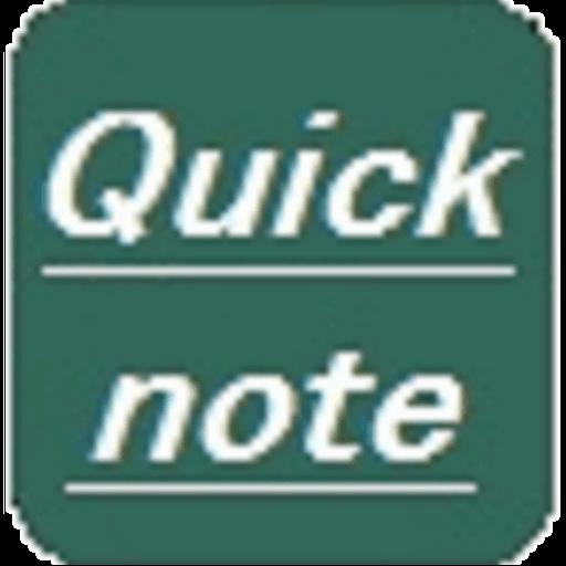 工具App|QuickNote LOGO-3C達人阿輝的APP