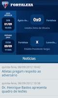 Screenshot of Fortaleza Esporte Clube