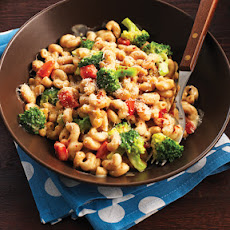 Broccoli & White Bean Mac 'n' Cheese