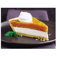 Layered Cream Cheese and Pumpkin Pie