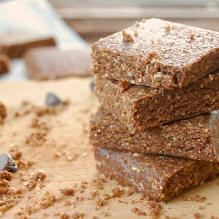 Cocoa Almond Power Bars