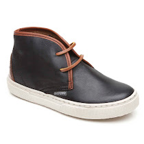 Step2wo Kalahari - Leather Desert Boot SHOE