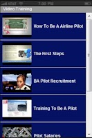 Screenshot of How To Become A Airline Pilot.