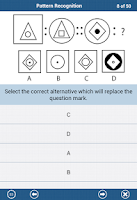 Screenshot of The IQ Test Lite