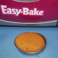 Easy Bake Oven Orange Cake Mix