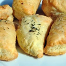 Wisconsin Cheesy Turnovers