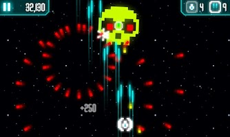 Screenshot of Cosmos vs Invaders (Lite)