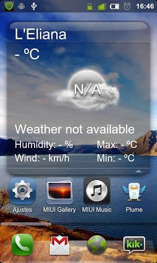 玩免費天氣APP|下載Clima Widget app不用錢|硬是要APP