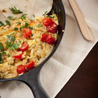 Super Healthy Migas