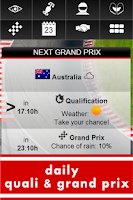 Screenshot of A1 Racing Manager