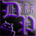 DeepPurple NG for CM9/CM10 icon