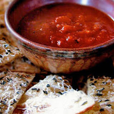 Easy Roasted Tomato Salsa