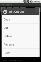 Screenshot of BL File Explorer - Free