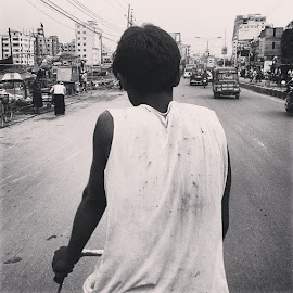 #dhaka #street by Tusher Rozario - Instagram & Mobile Android
