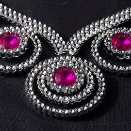 Sparkle by Janet Marsh - Artistic Objects Jewelry ( jewels,  )