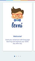 Screenshot of Lerni. Learn languages.