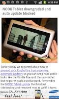 Screenshot of Mobo Technology News