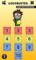 Screenshot of Goldbuster multiplication