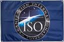 ISO (International Space Organization) Flag