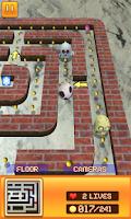 Screenshot of 3D Pac Farm