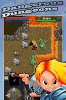 Screenshot of TibiaME MMO
