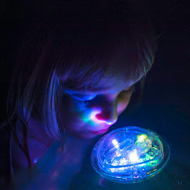 Playing with Light! by Dawn Paul - Babies & Children Children Candids (  )