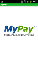 Screenshot of MyPay.kz