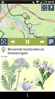 Screenshot of Natuur in Nederland