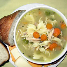 Best Ever Chicken Soup