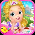 Game Princess Libby: Tea Party APK for Windows Phone