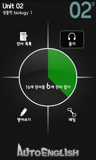 중2 교과서 영단어 천재 김