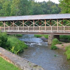by Jeff Isenberg - Buildings & Architecture Bridges & Suspended Structures