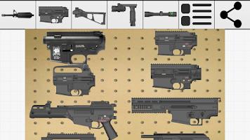 Screenshot of Weapon Builder