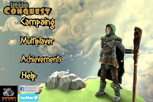 Screenshot of Little Conquest