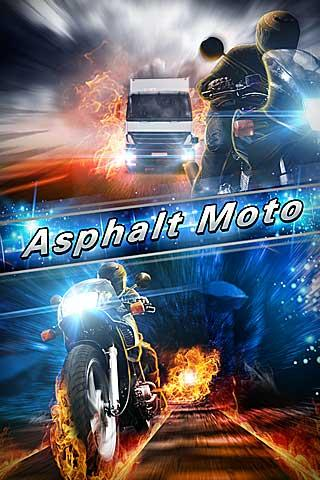 Asphalt Moto Screenshot 11