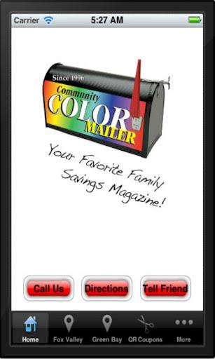 Community Color Mailer