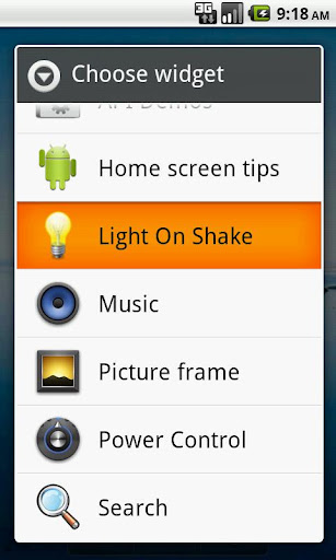 【免費工具App】Light on Shake-APP點子