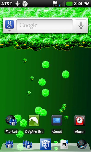 Green Beer Live Wallpaper
